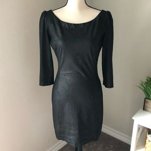 Guess black holiday or cocktail dress